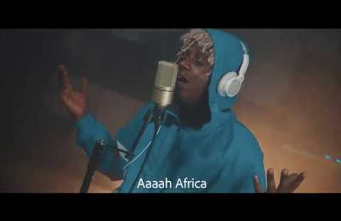 Download or Watch(Official Video) Rayvanny – Africa (no xenophobia)