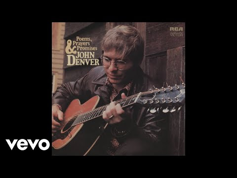 John Denver - Take Me Home, Country Roads:歌詞+中文翻譯