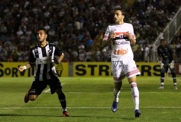 Botafogo-SP x ABC - Série C - Alex Ruan (Foto: Rogério Moroti/Agência Botafogo)