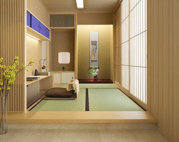 Japanese Interior De
