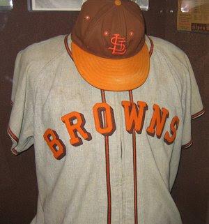 Browns uniform