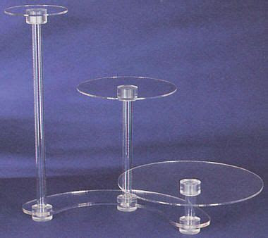 Cake Stands   clear cascade cake stand 3 tier this cake