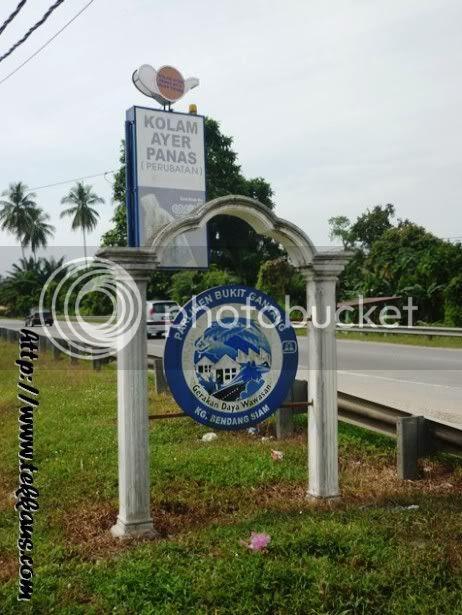Kolam Ayer Panas Trong,Taiping,Changkat Jering