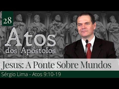 Jesus A Ponte Sobre Mundos - Sérgio Lima