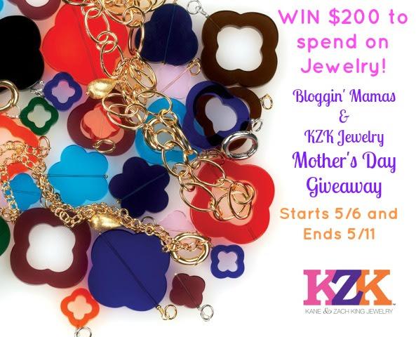 KZK Jewelry Giveaway