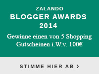 Zalando Fashion Blogger Awards 2014