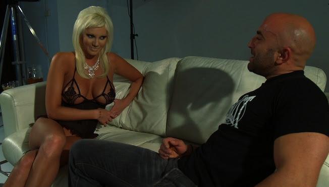 Αρσενικό casting για πορνό
