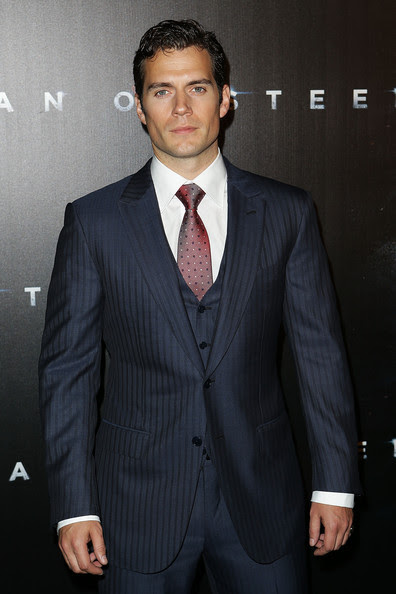 Henry Cavill - 'Man of Steel' Premieres in Australia