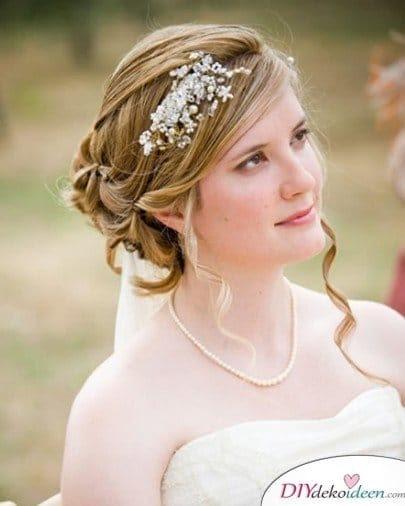 Die Besten Diy Brautfrisuren Für Kurze Haare Elegant Frech Und