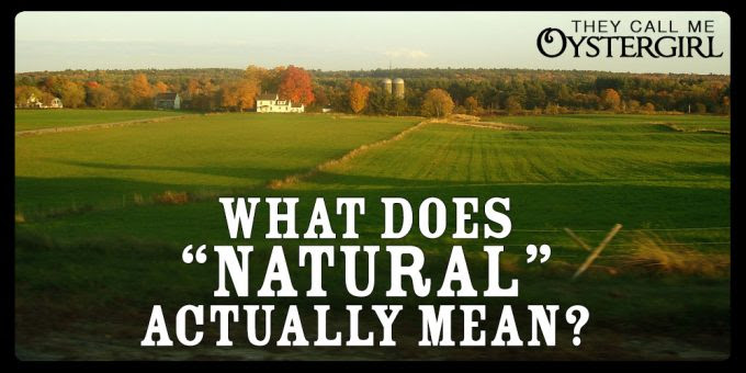 what is meant by nature