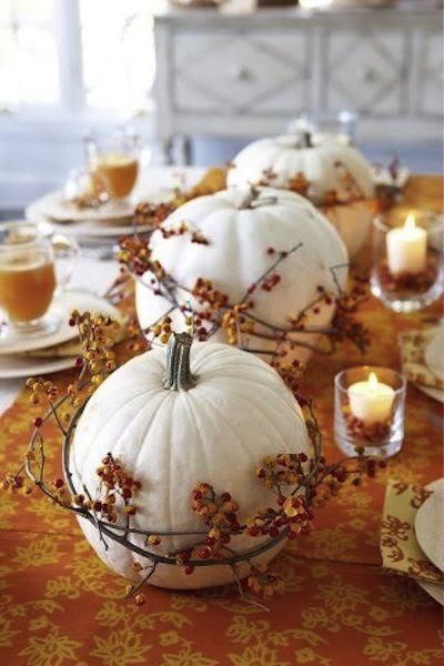 Easy to make Autumn #pumpkins #decor