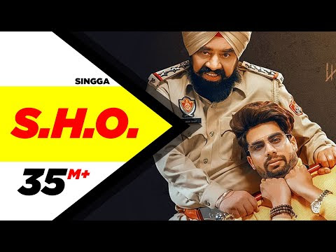 SINGGA | S.H.O (Official Video) | ft BN Sharma | MixSingh | Latest Punjabi Song 2020 | Speed Records