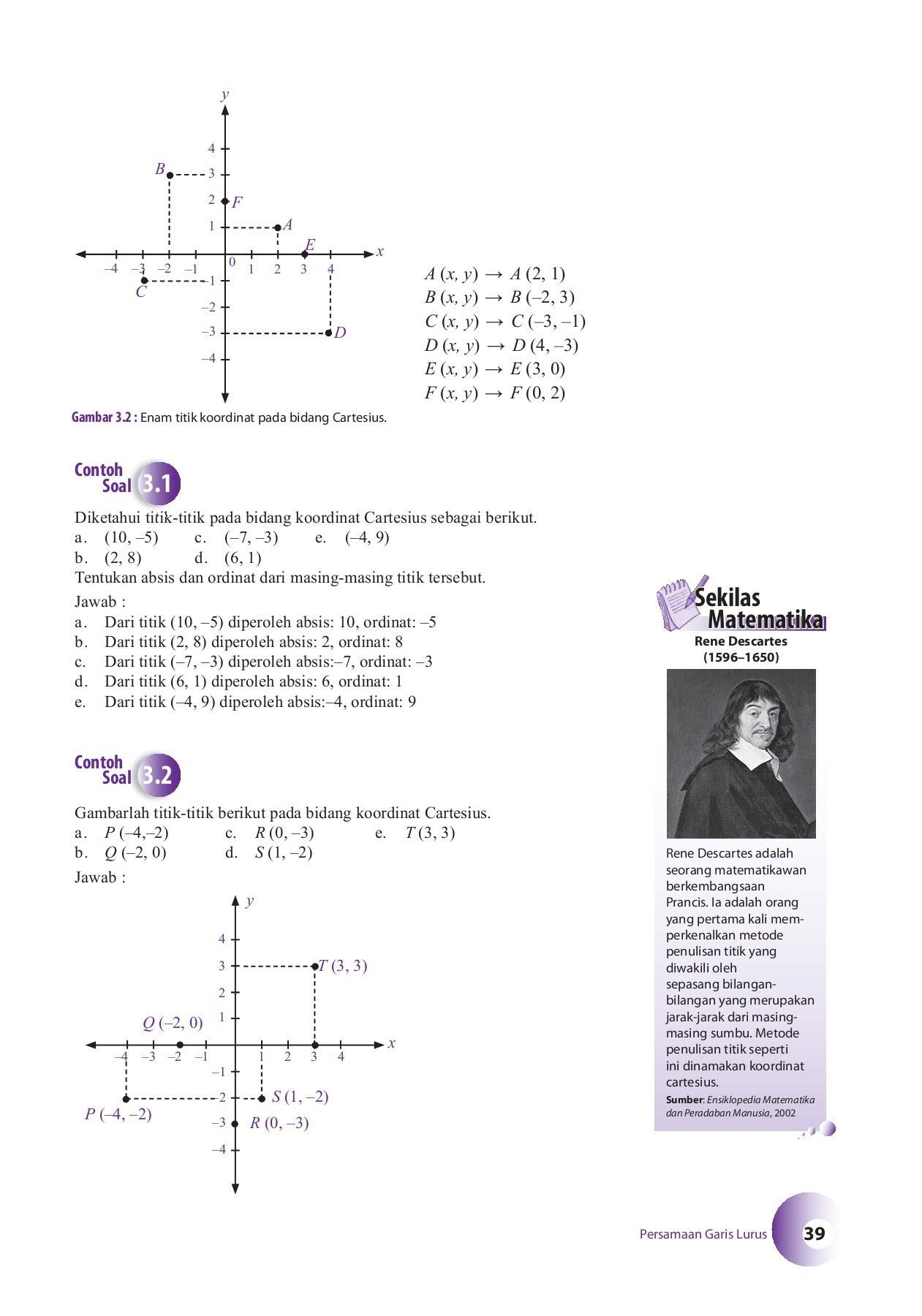 Mudah Belajar Matematika kelas VIII Pages 51 100 Text Version