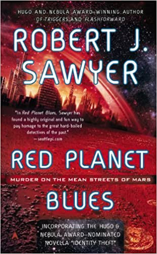http://www.amazon.com/Red-Planet-Blues-Robert-Sawyer-ebook/dp/B009KUWYG4?ie=UTF8&tag=sfandnon-20&link_code=btl&camp=213689&creative=392969