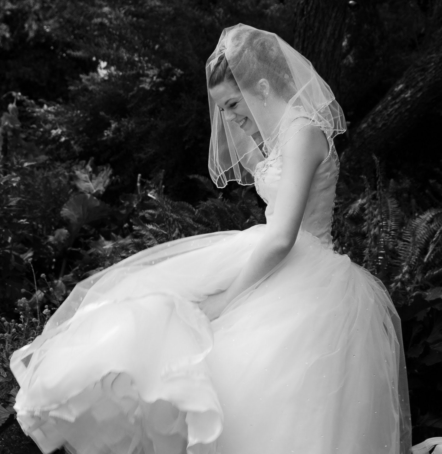CUSTOM handmade Wedding Veils