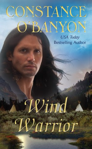 Wind Warrior by Constance O'Banyon