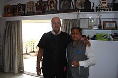 Mr Prem Chopra And Me by firoze shakir photographerno1