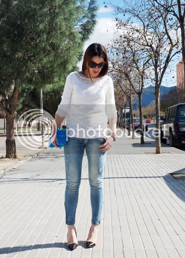 Jeans pitillo tobilleros 5