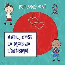 * Journée mondiale de l'autisme: 2/04/2013