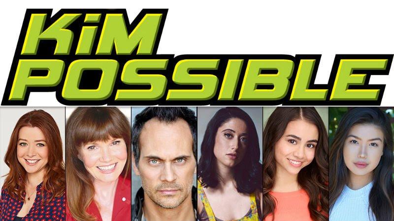 Alyson Hannigan, Connie Ray, Todd Stashwick & More Join Kim Possible Movie