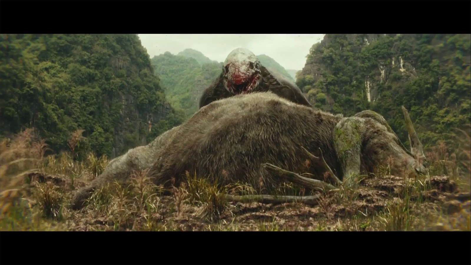 Download Kong Skull Island Wallpapers To Your Cell Phone 1600x900