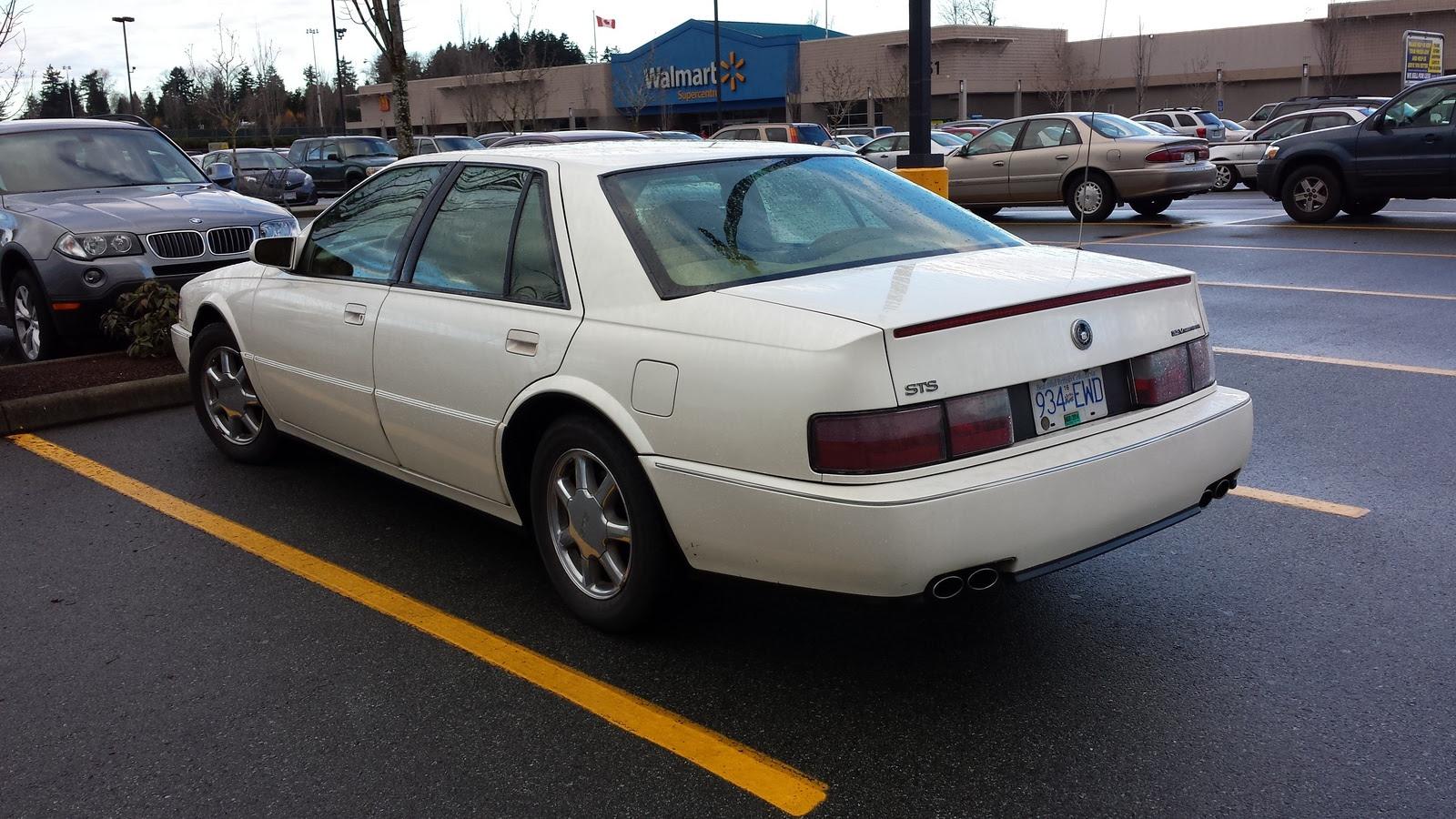 1999 Cadillac Deville Fuse Box