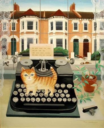Alice Woudhuysen, Kitten on Keys