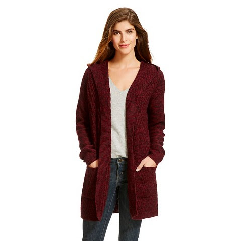 Made target women hooded for shoes at cardigans wear