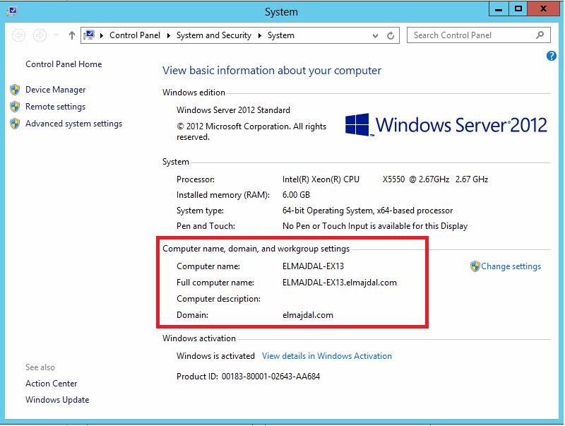Installing Microsoft Exchange Server 2013 Prerequisites On ...
