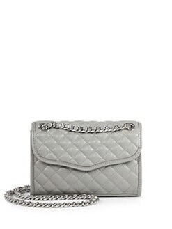 Rebecca Minkoff Mini Quilted Affair Shoulder Bag