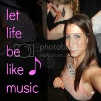 Grab Button for Let Life Be Like Music