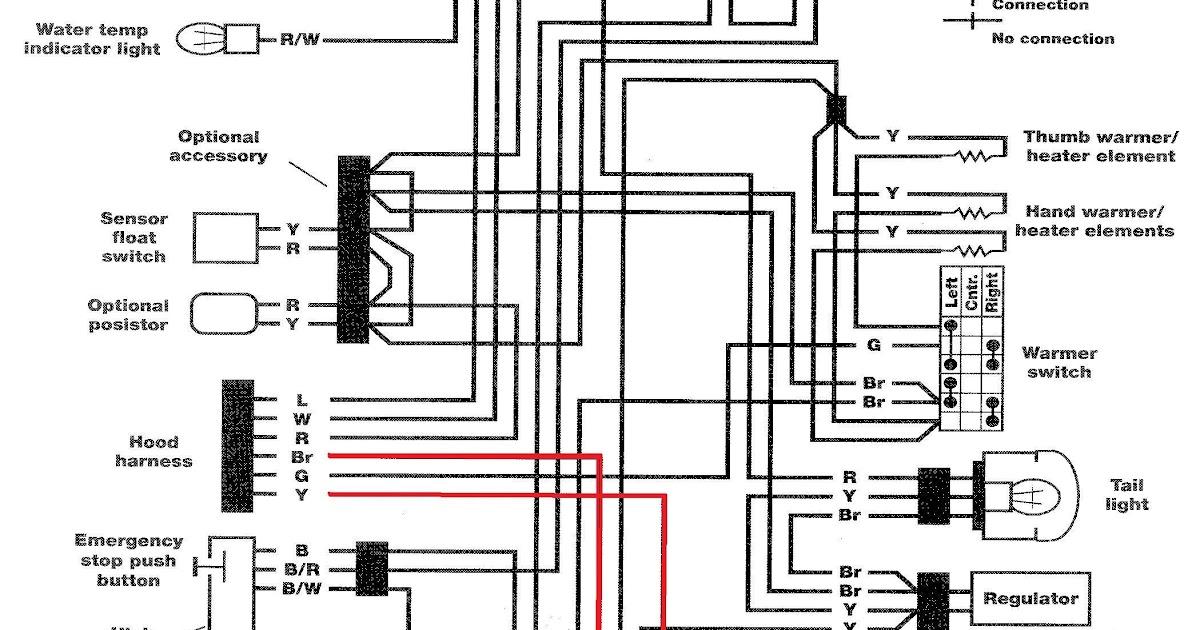 Wiring Diagram Yamaha Fazer 600 - ROCKNTOLLPARAPHANTASYSERIES