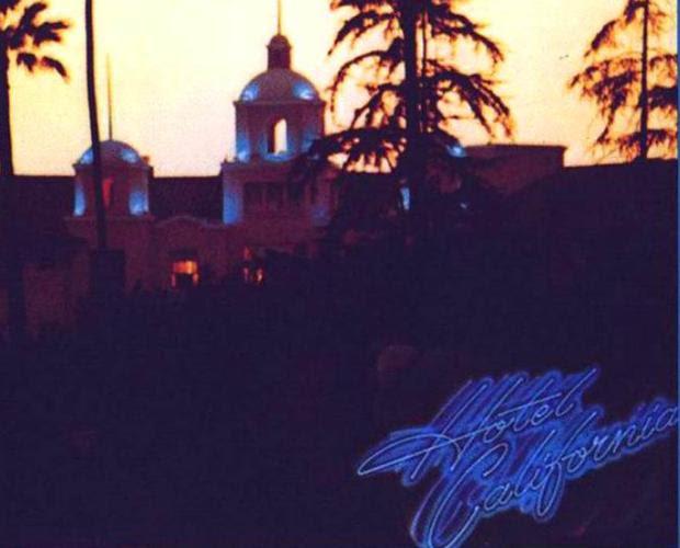 Imagen de cubierta del CD de «Eagles»