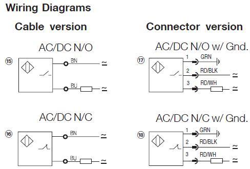 Ac Proximity Switch Wiring Ford Ranger V6 Wiring Diagram 1985 Tekonshaii Tukune Jeanjaures37 Fr