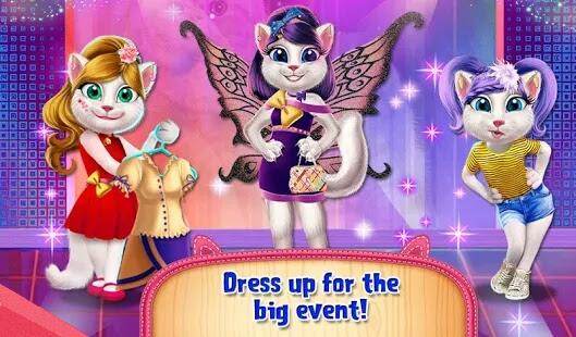 tải game nuôi mèo Giải thưởng Superstar Kitty