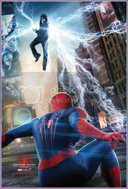 new-posters-amazing-spider-man-2