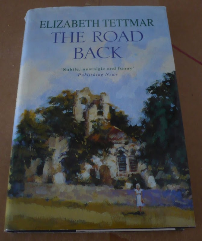 The Road Back by Elizabeth Tettmar