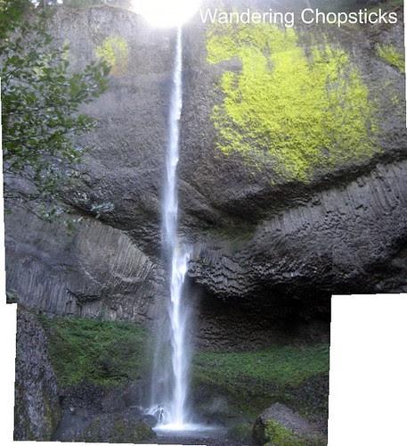 Day 4.8 Latourell Falls - Columbia River Gorge - Oregon 10