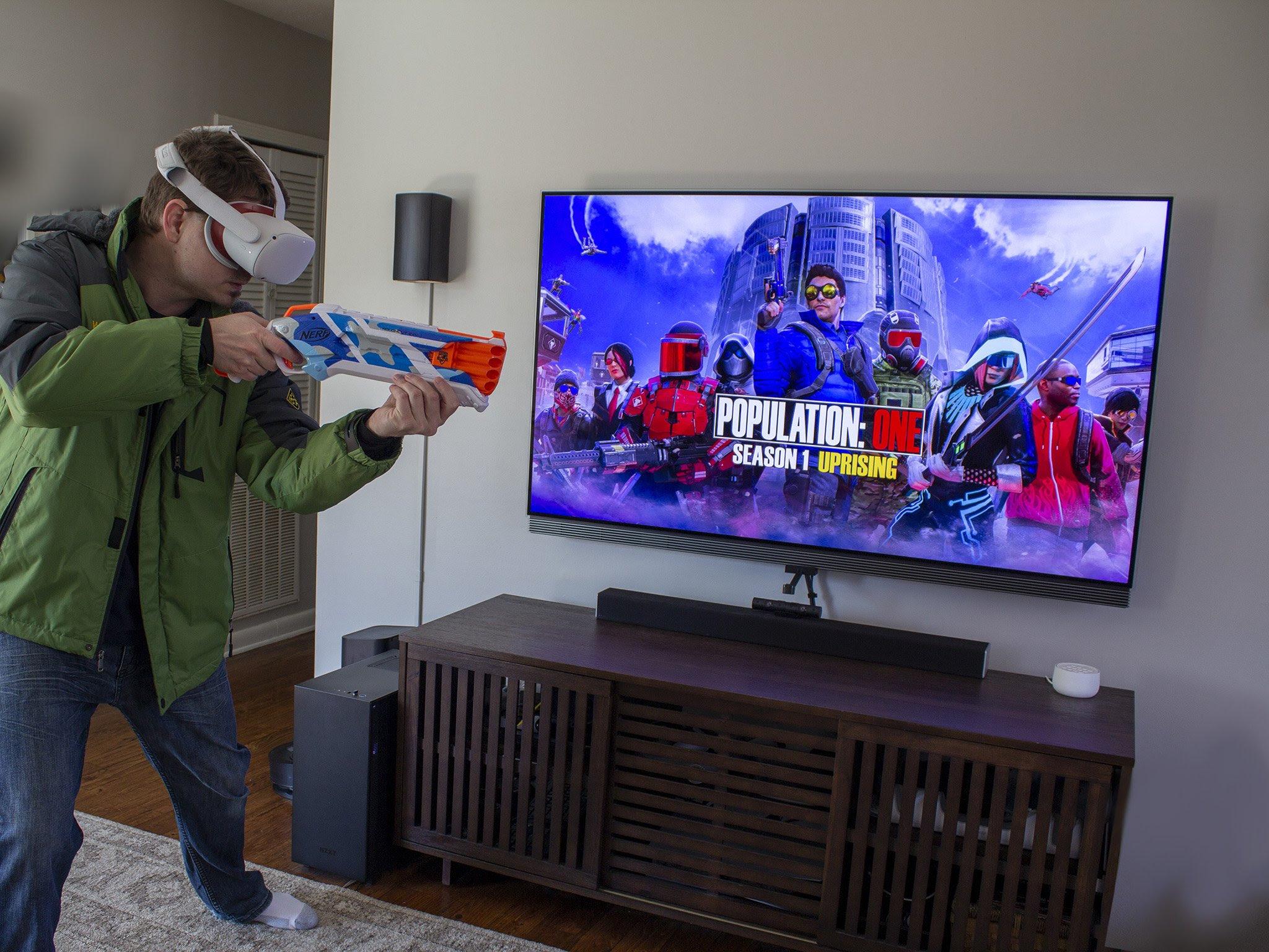 Population: One developer BigBox VR is now part of Oculus Studios