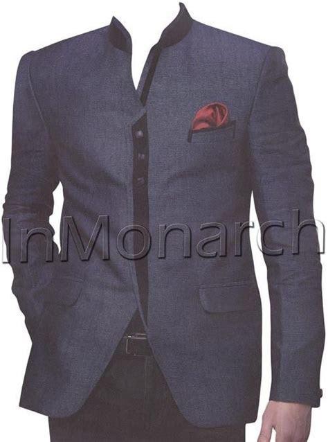 Ethnic Look Jodhpuri Suit Groom Wedding Designer Coat Pant