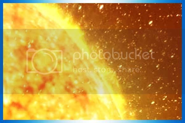 Sun emits photons which carry energy to Earth