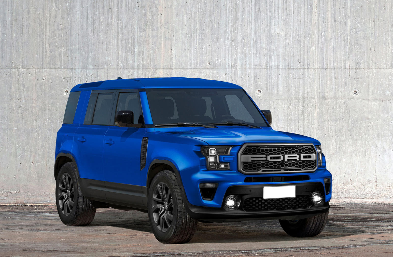 2021 ford bronco maverick has a hardcore surprise  carbuzz