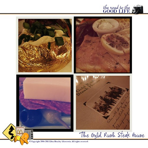 Dining Out: The Gold Rush Steak House
