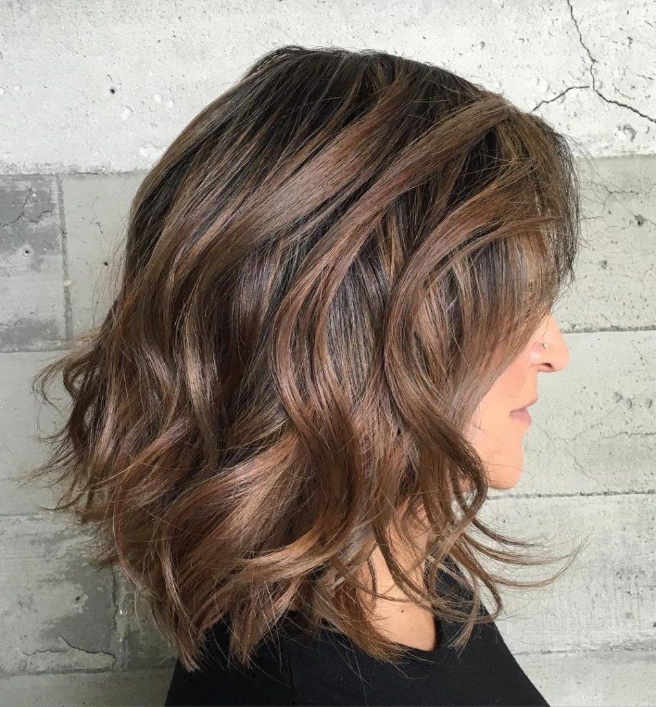Inspirierende Haarschnitt Für Welliges Haar
