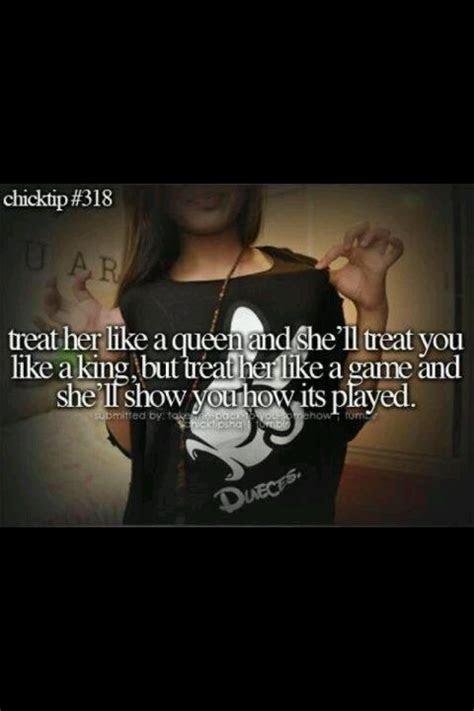 Quotes Treat Her Like A Queen