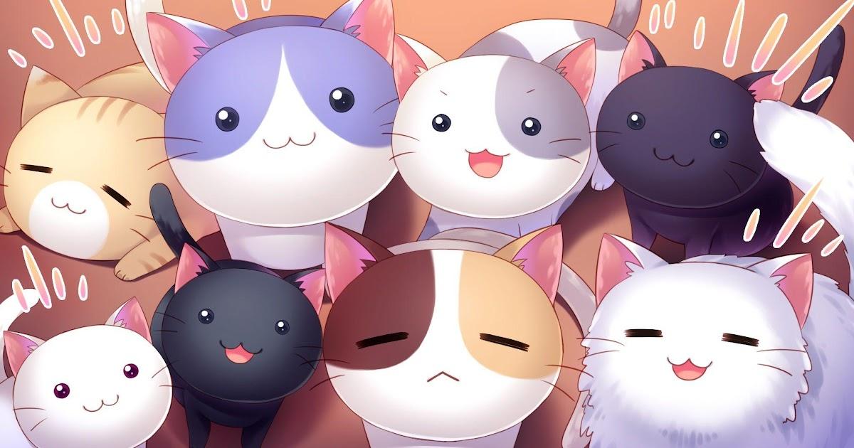 10 Anime Kawaii Wallpaper For Computer Sachi Wallpaper
