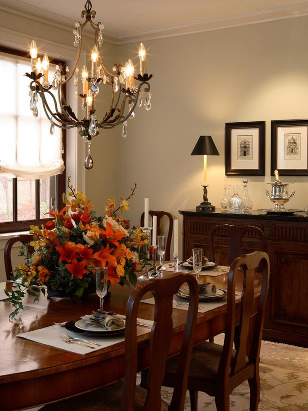 25 Traditional Dining Room Design Ideas - Decoration Love