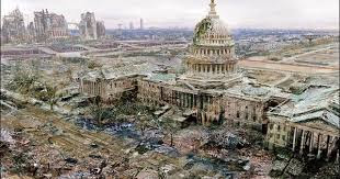 america destroyed