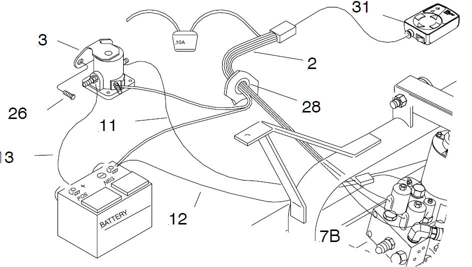 Western Plow Solenoid Wiring Diagram