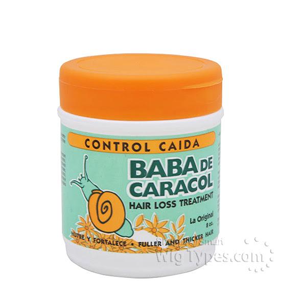 Baba de Caracol Hair Loss Treatment 8oz  WigTypes.com